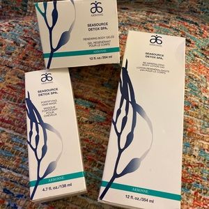 3 piece products from Arbonne.